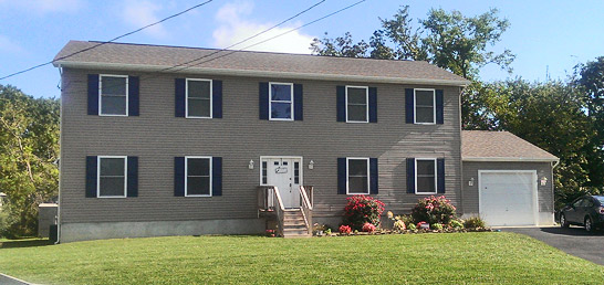 Carey construction modular homes new jersey nj for New construction ranch homes